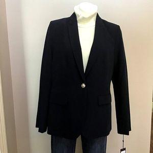 NWT Tommy Hilfiger Navy Blazer Size 12